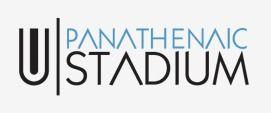 Panathenaic Stadium ( Kallimarmaron Stadion ) Athens Greece logo #hellas http://www.panathenaicstadium.gr/