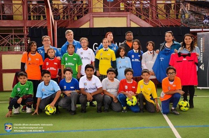 Copa Futsal Mejillones