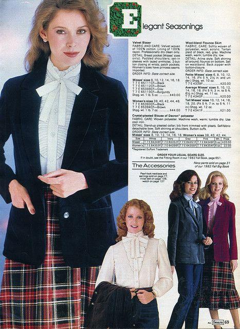 Sears Catalog 1982 Lengerie Www Topsimages $ Www
