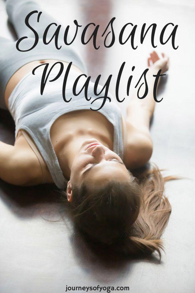 Savasana Playlist, a good one is so hard to find!