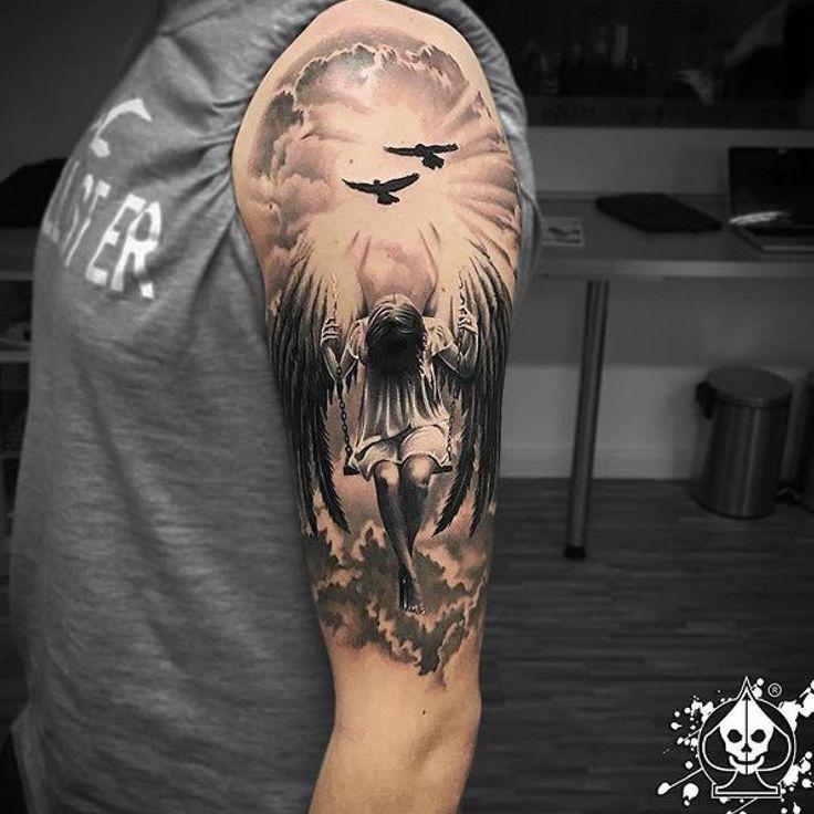 """4,849 Likes, 21 Comments - ⠀⠀⠀⠀⠀⠀⠀⠀TATTOO ARTISTS (@tattoo.artists) on Instagram: """"B&G Tattoo Artwork Artist IG: @marcopikass"""""""