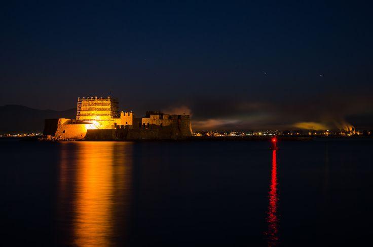 The castle of Bourtzi