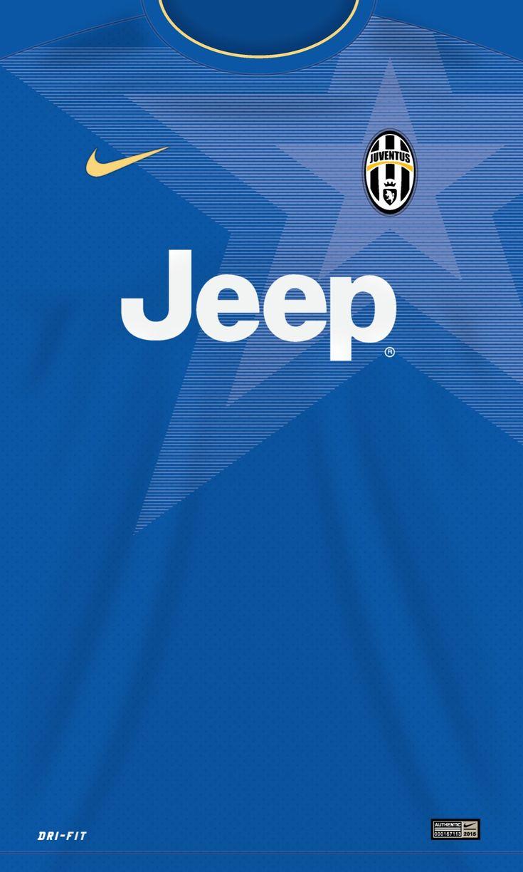Juventus 14-15 kit away