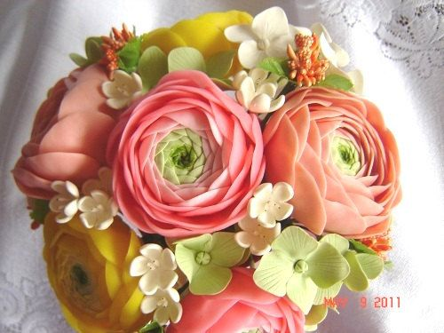 Wedding Decorations/Reception Spring Ranunculus Wedding by parsi, $100.00