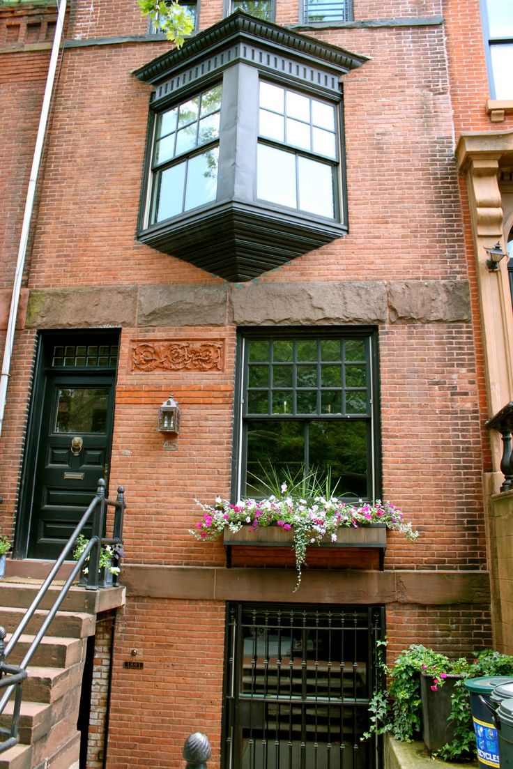 112 best Brownstone//Townhouse images on Pinterest   Arquitetura ...