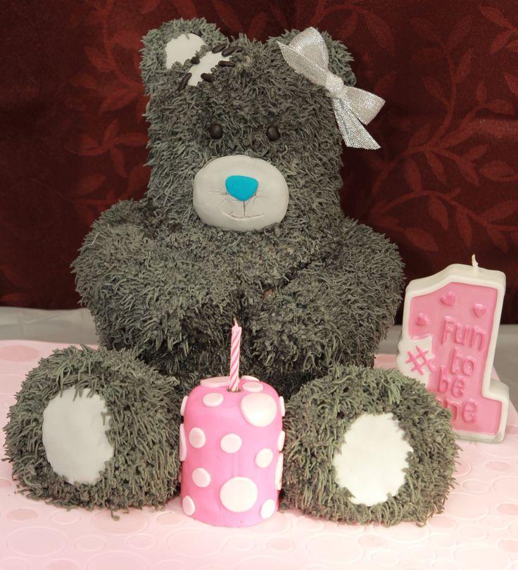 Me to You (Tatty Teddy) 1st Birthday cake