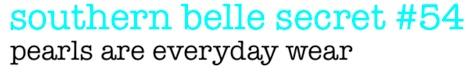 southern belle secret #54