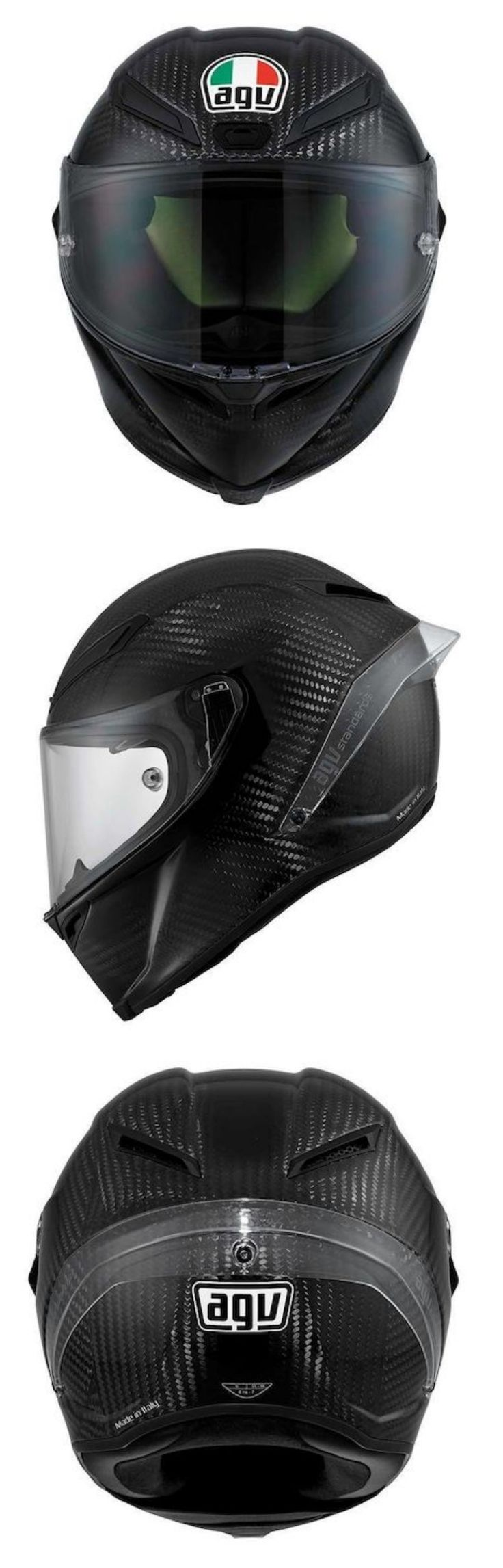 AGV Pista GP Carbon Motorcycle Helmets Tall