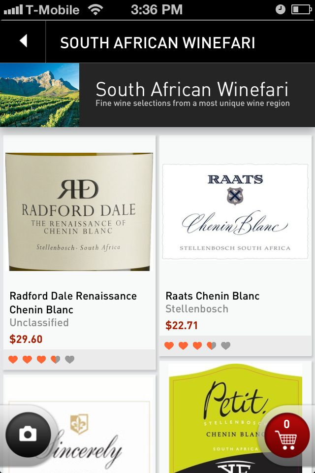 "Get a taste of Africa in our ""South African Winefari"" wine list! https://itunes.apple.com/us/app/drync-discover-buy-wine-you/id587372739?mt=8"