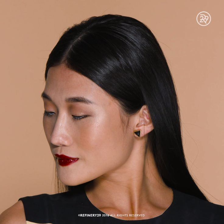 Use a Hidden Ponytail to Get This Look