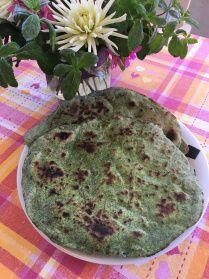 Wrap di spinaci – Spinach Wrap