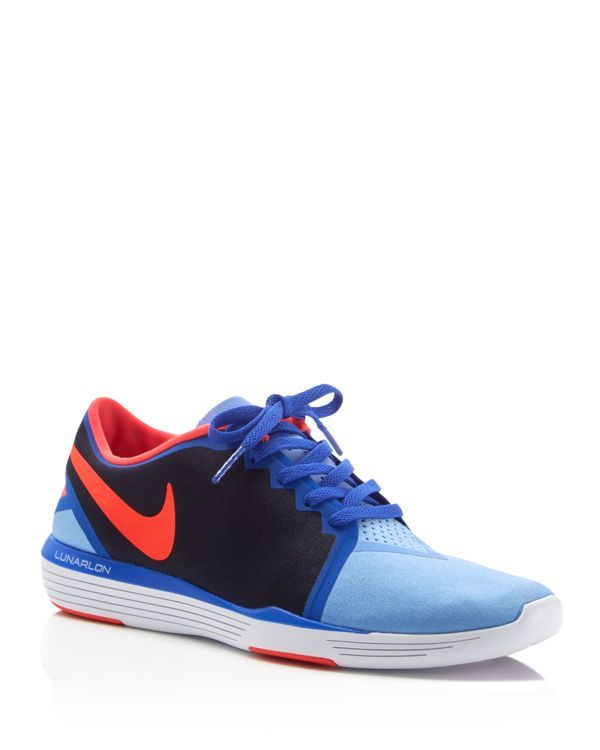 Nike Lunar Sculpt Lace Up Sneakers http://www.95gallery.com/