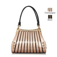 Serenade Monica Patent Leather Handbag