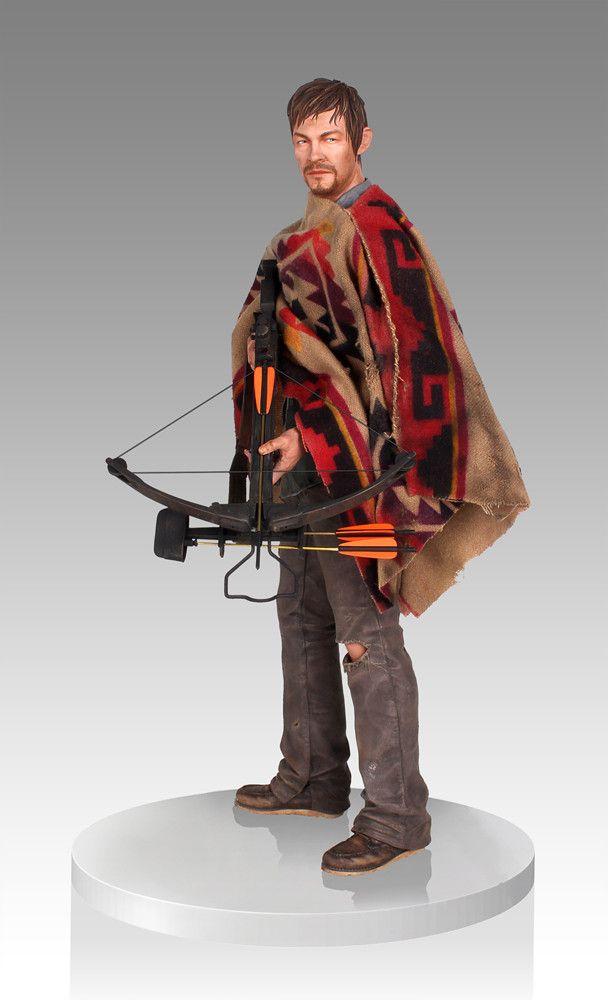 The Walking Dead Statue 1/4 Daryl Dixon 46 cm The Walking Dead Figuren - Hadesflamme - Merchandise - Onlineshop für alles was das (Fan) Herz begehrt!