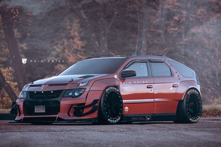 I think we all know what car is going to be next-Pontiac Aztec