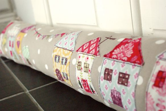 Emily Carlill draught excluder