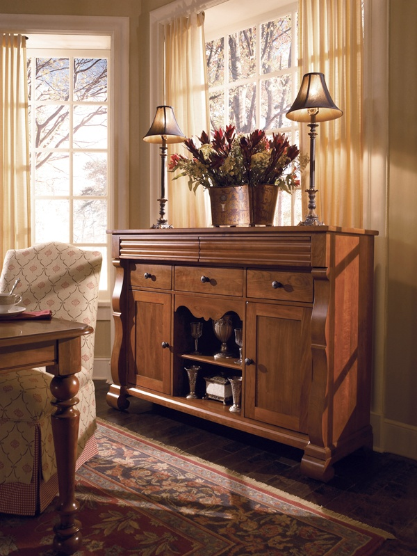 Beautiful Sideboard From The American Journal Collection By Kincaid JournalSideboardDining RoomsJournals