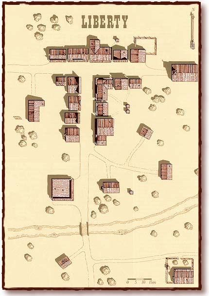 Aces and Eights/Old West maps needed...