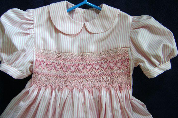 Children's Smocked Clothing | Girl Gloss