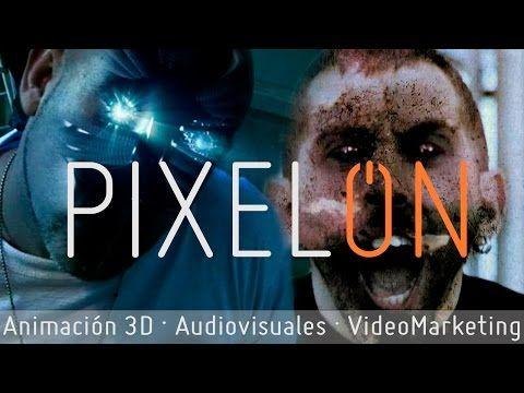 Pixelon - Vídeos para Televisión Internet Corporativismo y Efectos Especiales - YouTube
