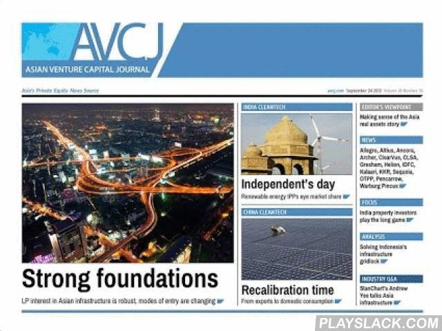 AVCJ  Android App - playslack.com , AVCJ Group is the leading source of information on private equity, venture capital and related activities in Asia. A catalyst in the region, AVCJ has been providing editorial coverage, quality data and intelligent analysis to Asia's deal-making industry for more than 25 years.Within maturing, yet still fast growing and competitive regional private equity and venture capital industry, AVCJ can provide the knowledge needed to make critical decisions in Asian…