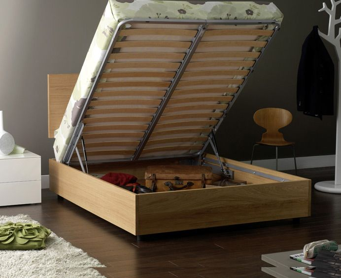 10 best lift up storage bed ideas images on pinterest for Diy ottoman bed frame