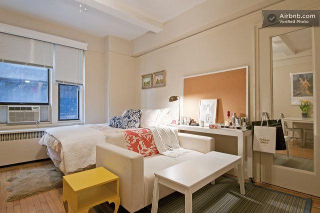 Cozy UWS Studio Apartment in New York