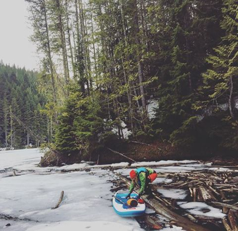 Canada   SUP   Ice   Red Paddle Co