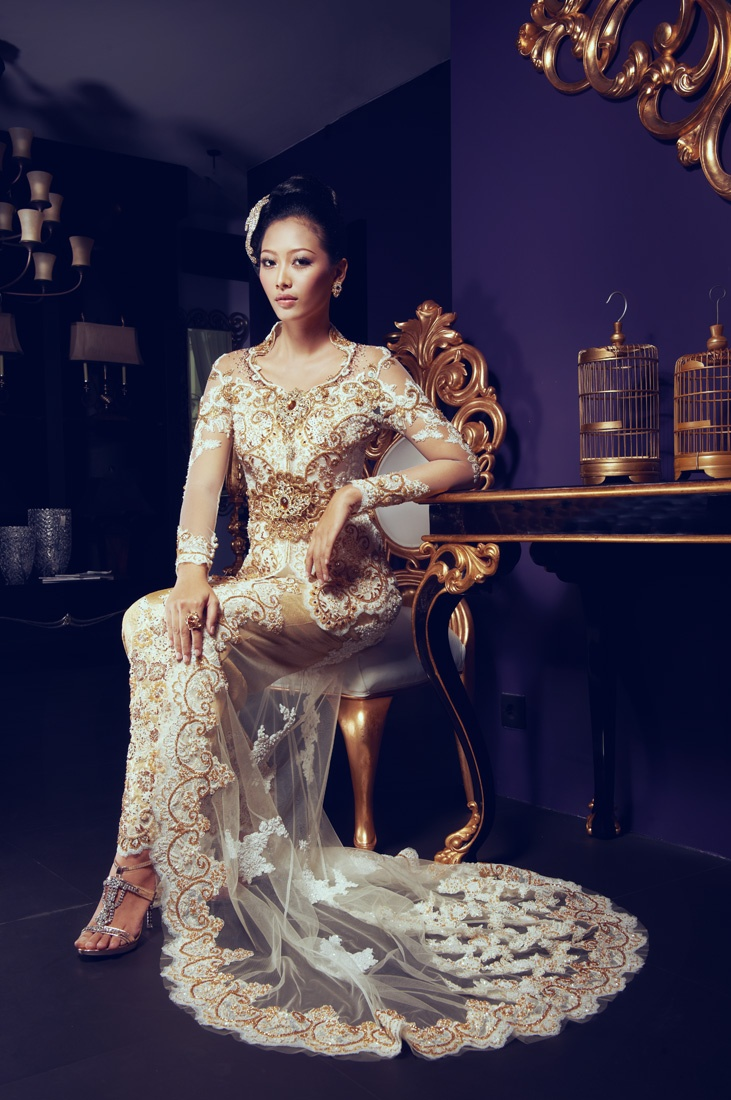an Eye Notes: Fashion spread (kebaya) - Perkawinan magz, Nov 2011