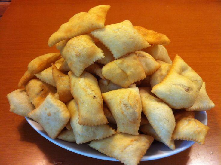 Torta fritta - ricetta originale parmense - Le ricette di Melybea