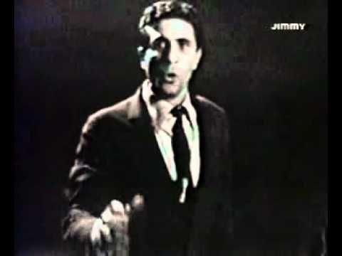 Gilbert Becaud - L'orange du marchand. (vidéoclip de 1964)