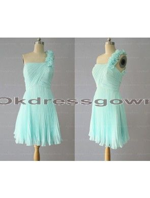 tiffany blue bridesmaid dresses, short bridesmaid dress, chiffon bridesmaid dresses, prom dress bridesmaid, junior bridesmaid dress