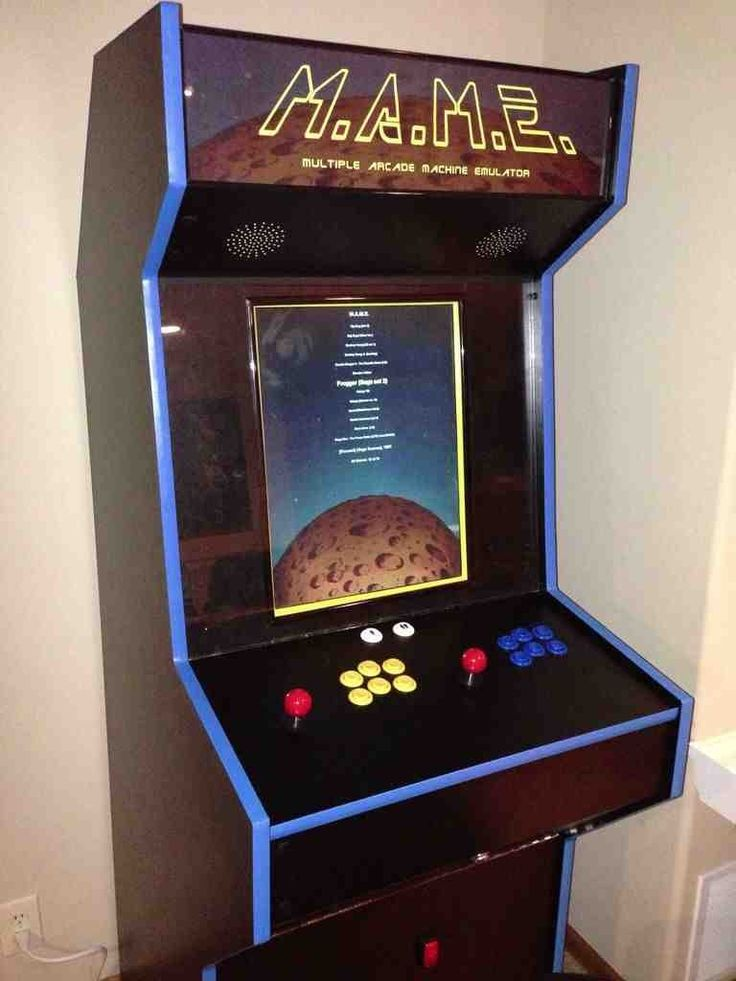 19 best Mame Cabinet images on Pinterest | Cabinet, Arcade games ...