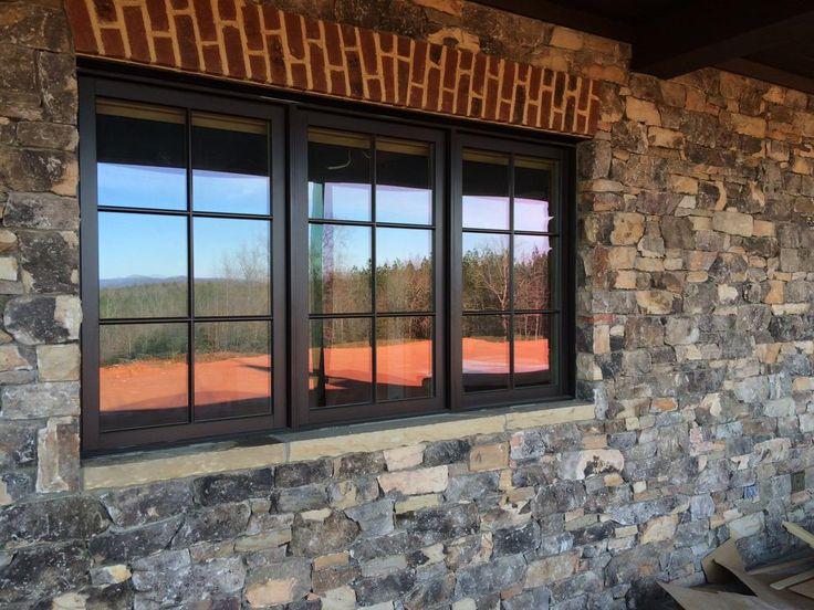 Windsor Pinnacle Select push-out casement windows