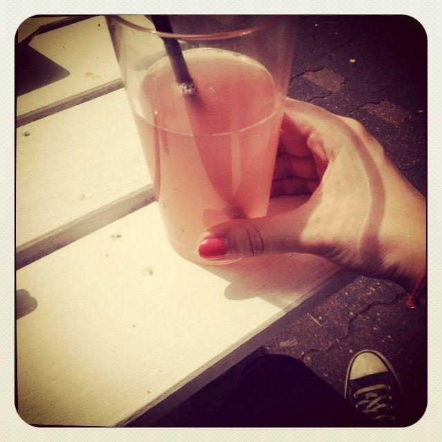Red Nails / Summer Dring / evelingen.de