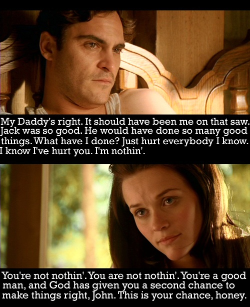 Walk The Line. One of my all time favorite movies!!