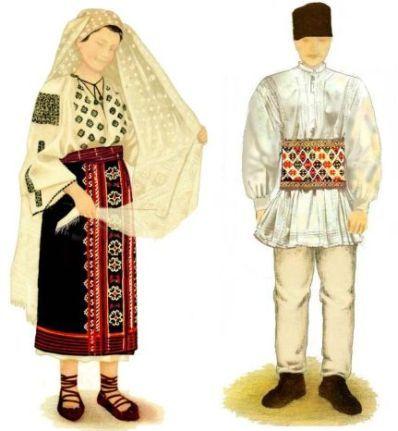 modern romanian clothing