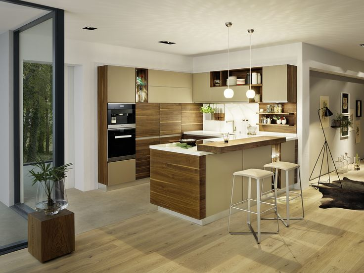 Unique The TEAM linee kitchen has a modern and urban feel