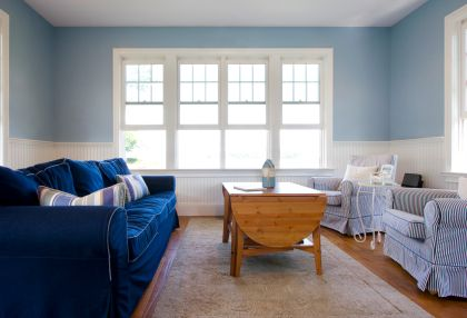 Cape cod style living room ideas living rooms - Cape cod decorating style living room ...