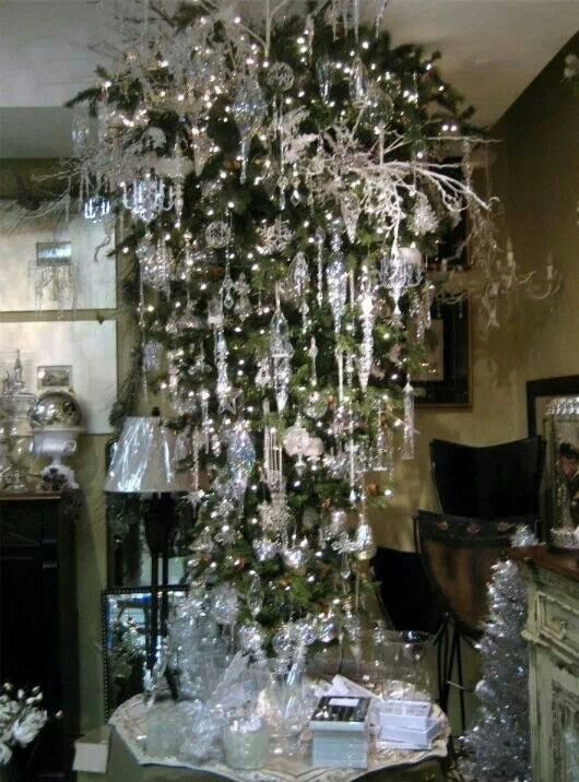 16 best images about upsidedown christmas tree on - Why upside down christmas tree ...