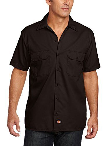 Dickies Men's Short Sleeve Work Shirt (2 Pack - Small, Da... https://www.amazon.com/dp/B01MRZHQ1H/ref=cm_sw_r_pi_dp_x_dT7Fzb6G82XYN