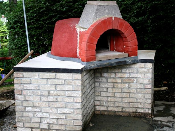 How to Build an Outdoor Pizza Oven – Ena Kew
