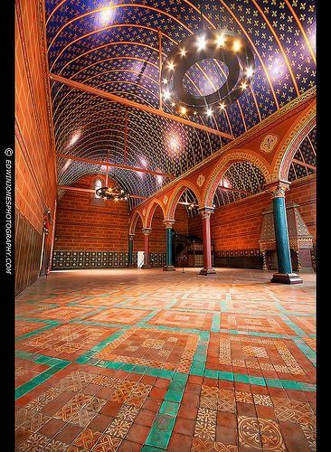 Chateau de Blois Hall of the Estates General Loire France