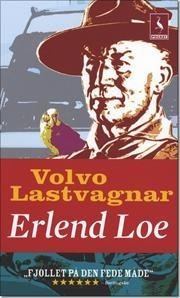 Volvo lastvagnar af Erlend Loe, ISBN 9788702118230