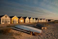 hengistbury head beach huts - Google Search