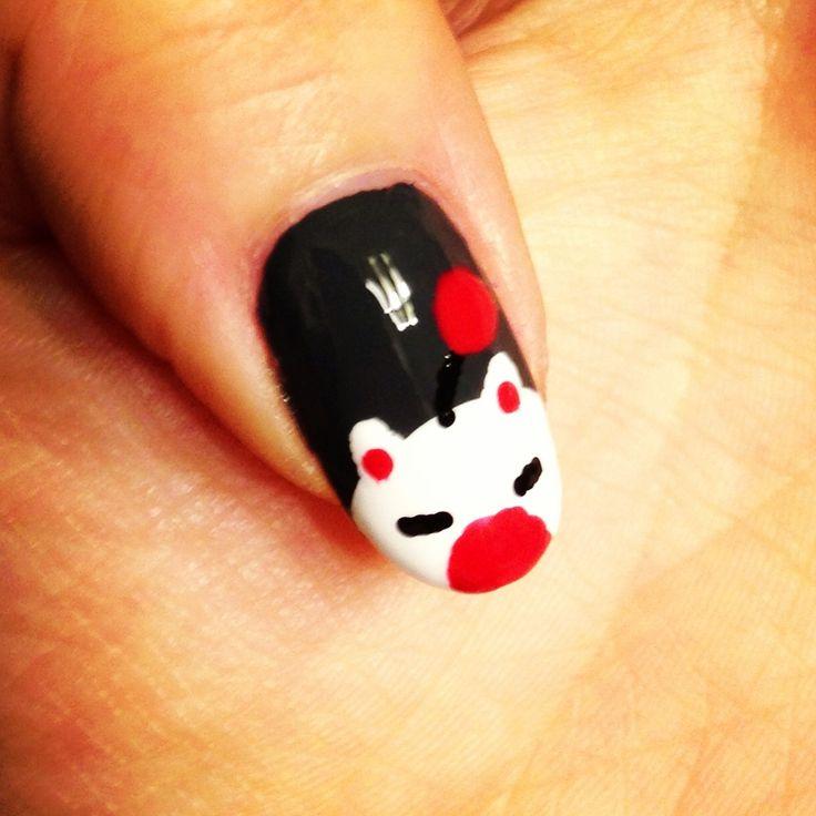 80 best Gamer nail art images on Pinterest   Make up, Nailart and ...