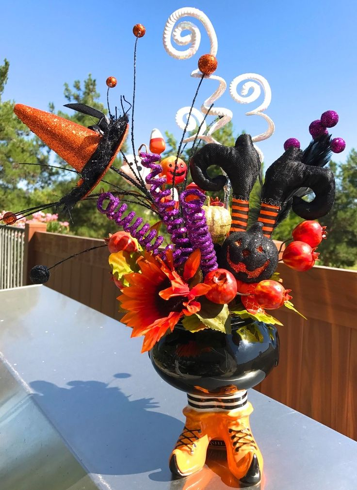 Best 25 Witch Legs Ideas On Pinterest Pool Noodle Halloween Spooky Halloween Decorations And