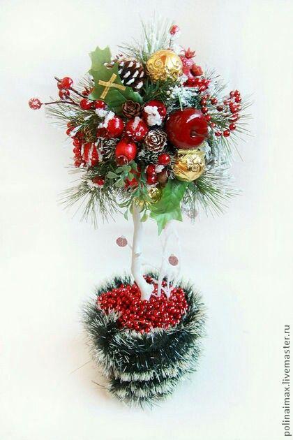 Топиарий Новогоднее чудо