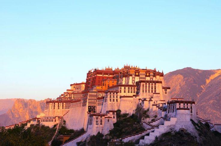 Lhasa, Hauptstadt Tibets