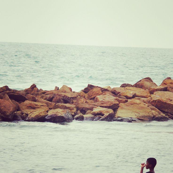 La inocencia del mar!
